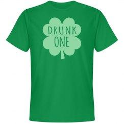 Drunk 1 St Patricks Guys