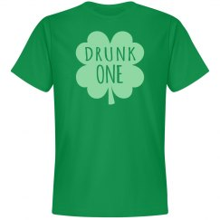 Drunk 1 St Patricks Guys
