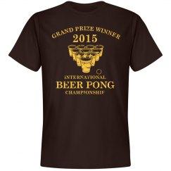 International Beer Pong