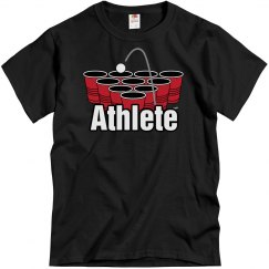 Beer Pong Athlete T-Shirt