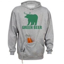 St Patricks Green Beer Confusion