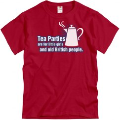 Tea Parties For Old