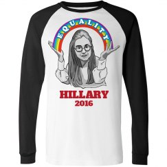Hillary For Equality