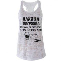 Hakuna Ma'vodka Night