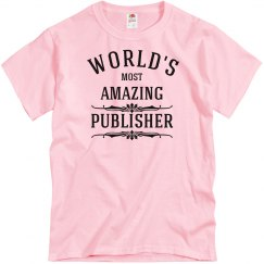 Amazing publisher