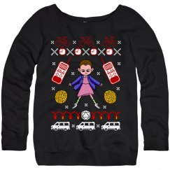 One Strange Ugly Sweater