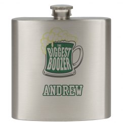 Biggest Boozer St Patricks Drinkware