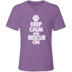 Keep Calm and Rescue On