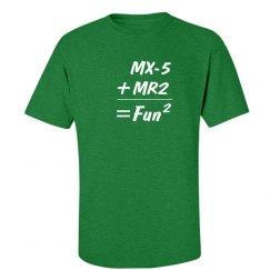 MX-5 + MR2 = FUN