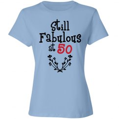 Still fabulous at 50