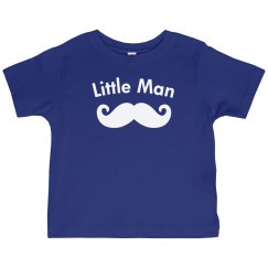 Little Man Mustache