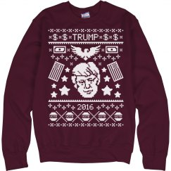 Trump's Ugly Sweater
