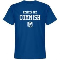 Respeck This Commissioner