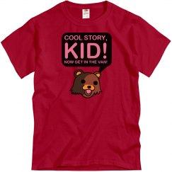 Cool Story Kid...