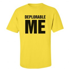 Oh Deplorable Me