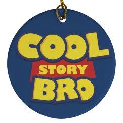 Cool Story Hang It Again
