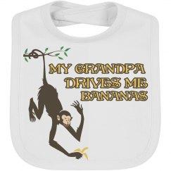 My Grandpa Drives Me Bananas