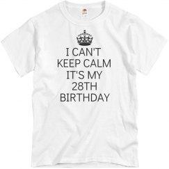 28th Birthday