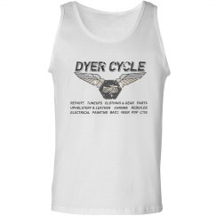 Dyer Cycle Winged Logo