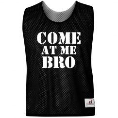 Come At Me Sports Pinnie
