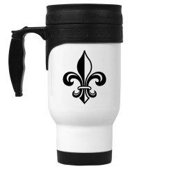 New Orleans Traveling Mug