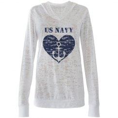 Navy Long Sleeved 5
