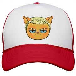 Trumpy Cat Hat