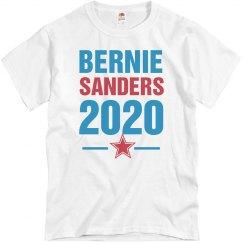 Sanders For President Tee