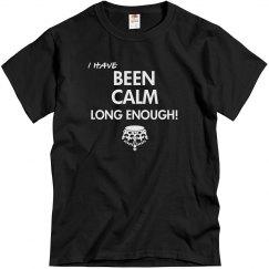 Keep?.. Calm Long Enough