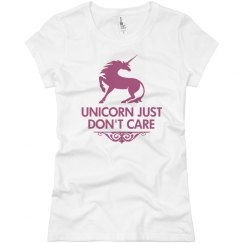 Unicorn Just Don't Care