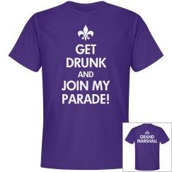 Hire a Mardi Gras Band