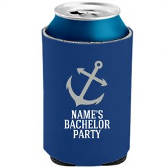 Bachelor Party Koozie