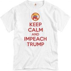 Keep Calm and Impeach Trump