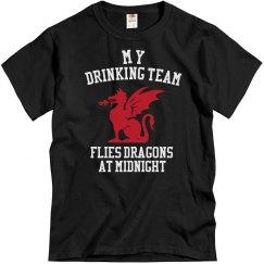 Drinking/Flies Dragons...
