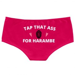 Tap Ass For Harambe