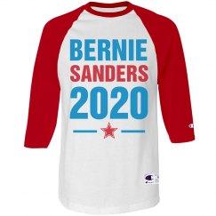 Bernie Sanders Raglan