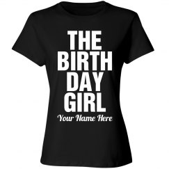 Birthday - Your Name Here