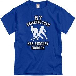 Drinking/Hockey Problem