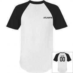 """SEXI"" Men's Raglan Shirt"