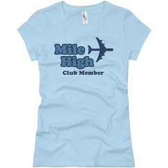 Mile High Clum Member