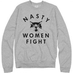 Nasty Women Fight
