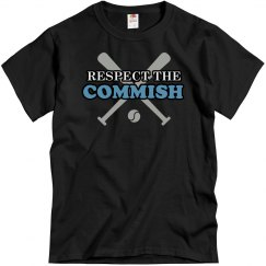 Respect the Commish