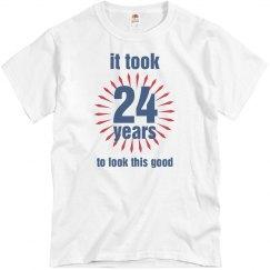 24th Birthday