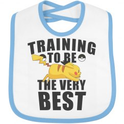 Training To Be The Very Best
