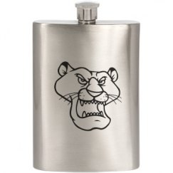 Cougar  Flask