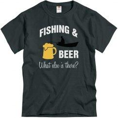 Fishing & Beer/What Else