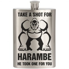 Take A Shot For Harambe Funny