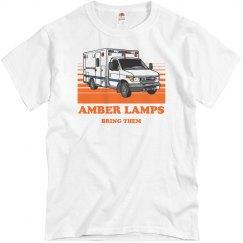 Amber Lamps