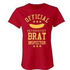 Official Brat Inspector