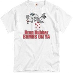Drop Rubber Bombs
